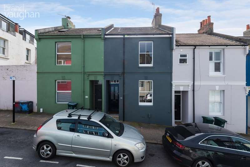 2 Bedrooms Terraced House for sale in Albion Hill, Brighton, BN2