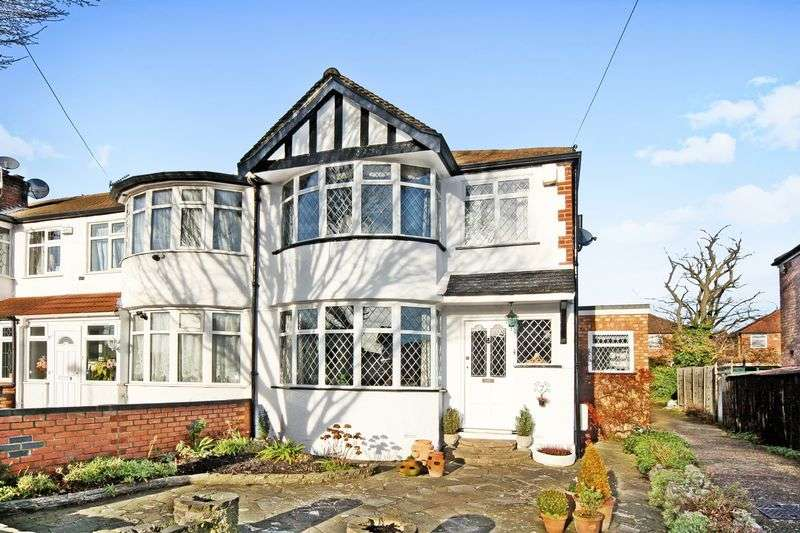 3 Bedrooms Property for sale in David Avenue, Greenford