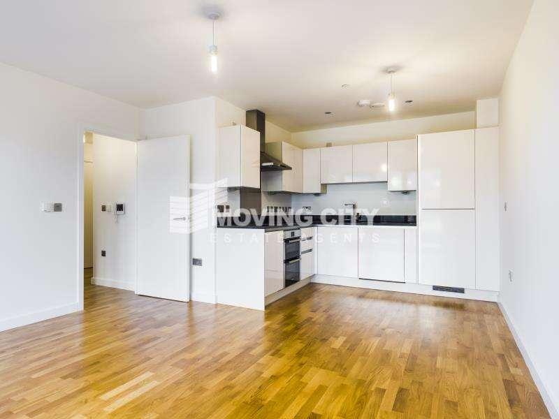 1 Bedroom Flat for sale in Centenary Height, Larkwood Avenue, SE10