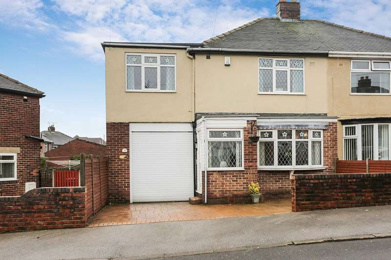 4 Bedrooms Semi Detached House for sale in Goore Road, Sheffield, S9