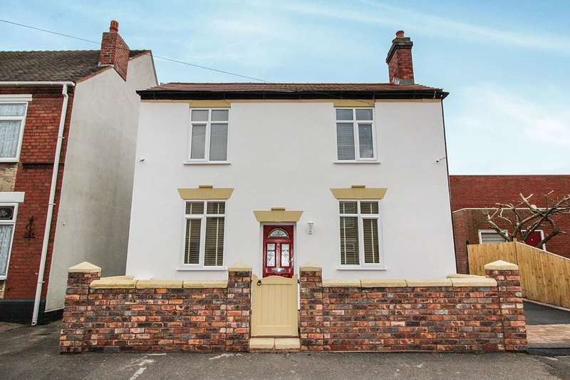 3 Bedrooms Detached House for sale in Park Street, Bridgtown, Cannock, WS11
