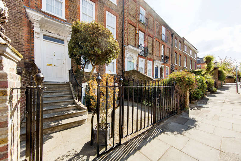 5 Bedrooms Terraced House for sale in Central Richmond