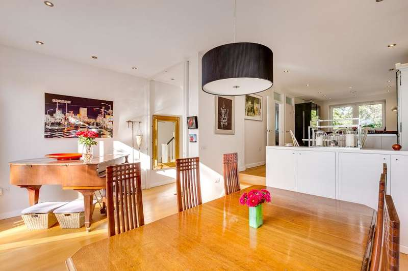4 Bedrooms House for sale in Chiswick Quay, Chiswick W4