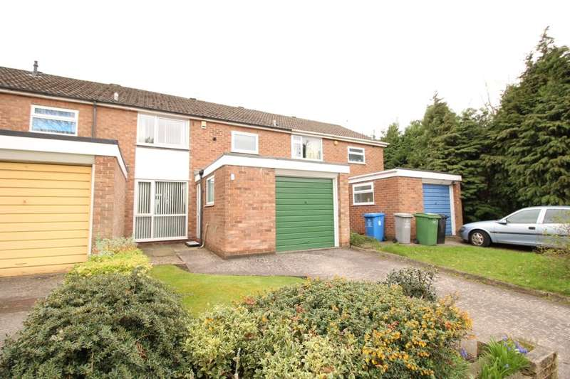3 Bedrooms Terraced House for sale in Brook Close, Timperley, Altrincham, WA15
