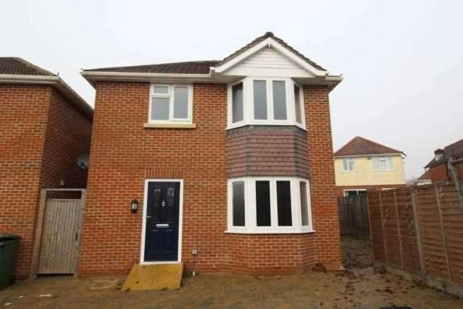 4 Bedrooms Detached House for rent in Edwina Close, Southampton