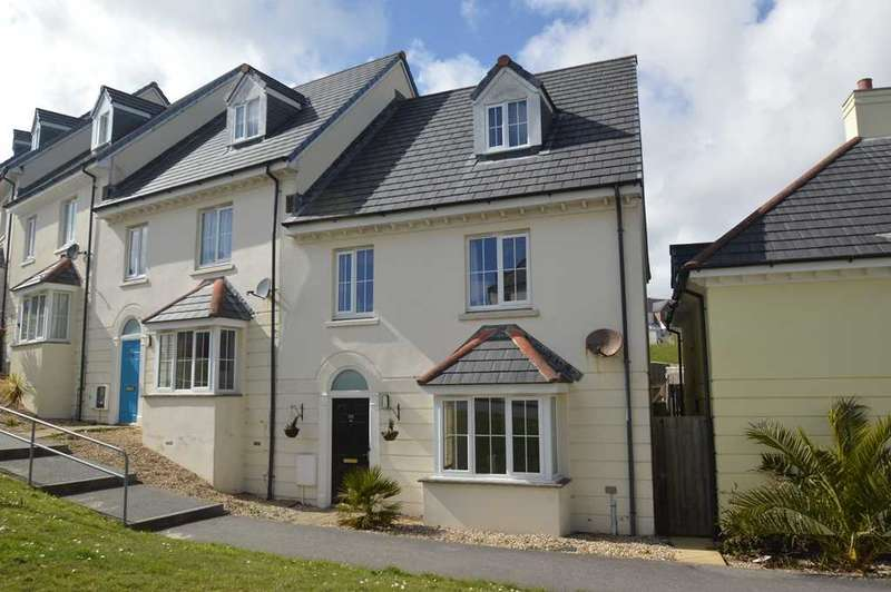 4 Bedrooms End Of Terrace House for sale in FALMOUTH