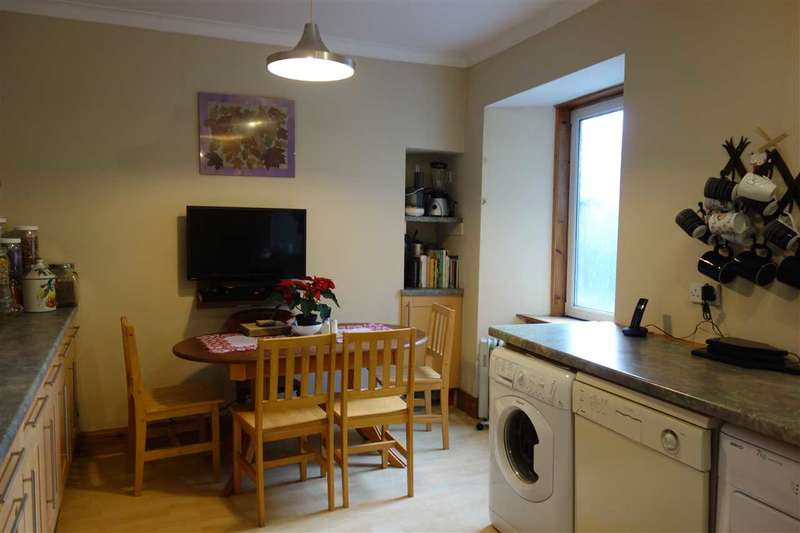 2 Bedrooms Flat for sale in Shore Street, Campbeltown