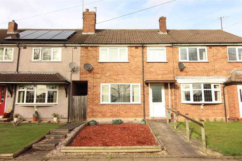 3 Bedrooms Terraced House for sale in Risborough Close, Allesley Park, Coventry