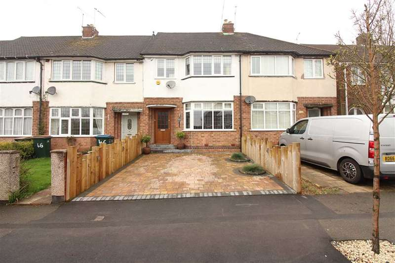 3 Bedrooms Terraced House for sale in Gretna Road, Finham, Coventry