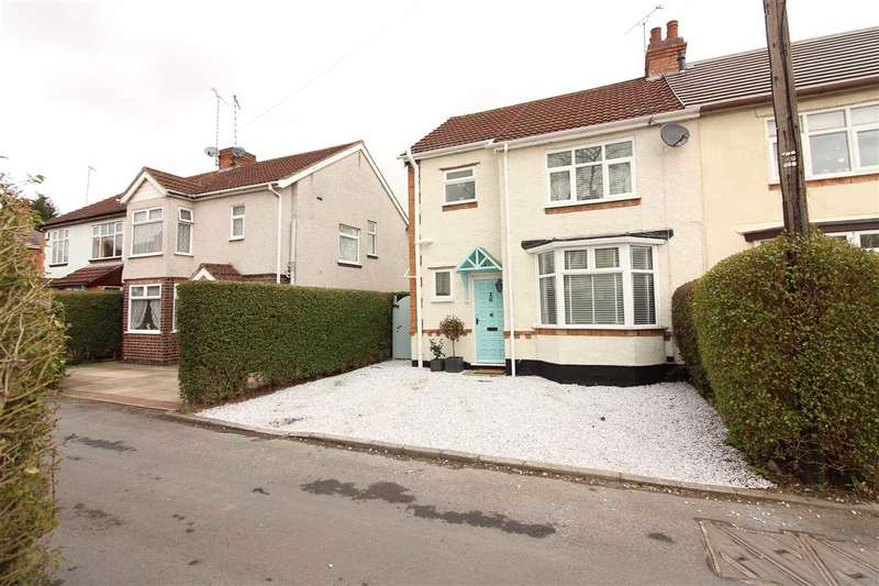 3 Bedrooms Semi Detached House for sale in The Riddings, Beechwood Gardens, Coventry
