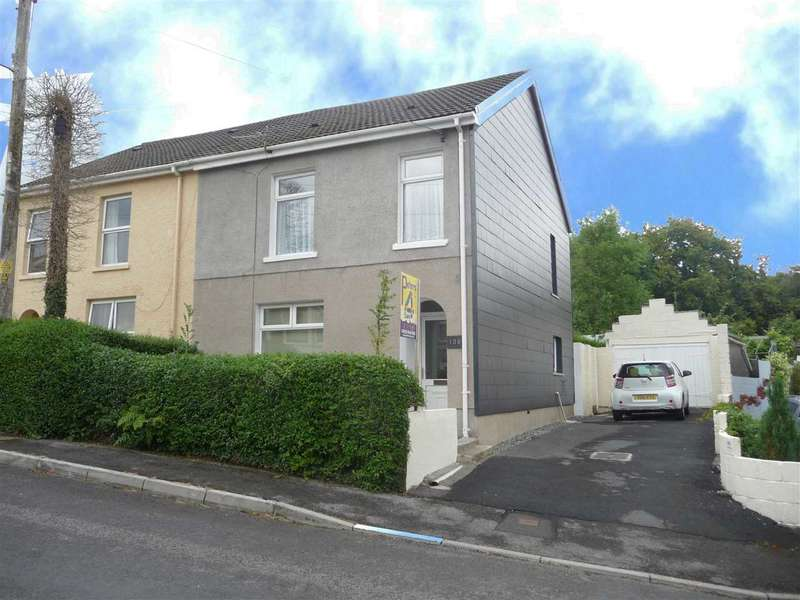 3 Bedrooms Semi Detached House for sale in Bethesda Road, TUMBLE, Llanelli