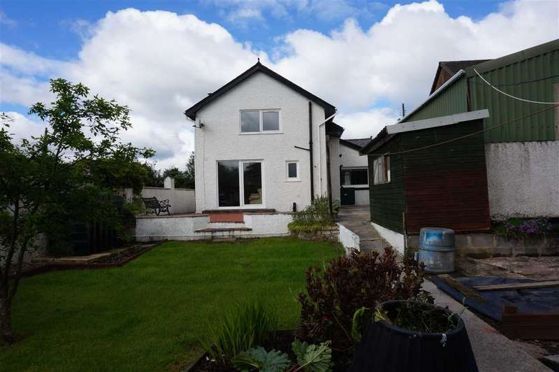 5 Bedrooms Detached Bungalow for sale in Waterloo Road, PENYGROES, Llanelli