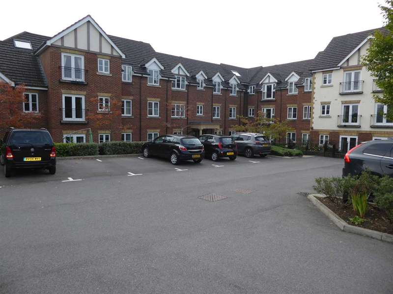 1 Bedroom Retirement Property for sale in Calcot Priory, Bath Road, Calcot, Reading