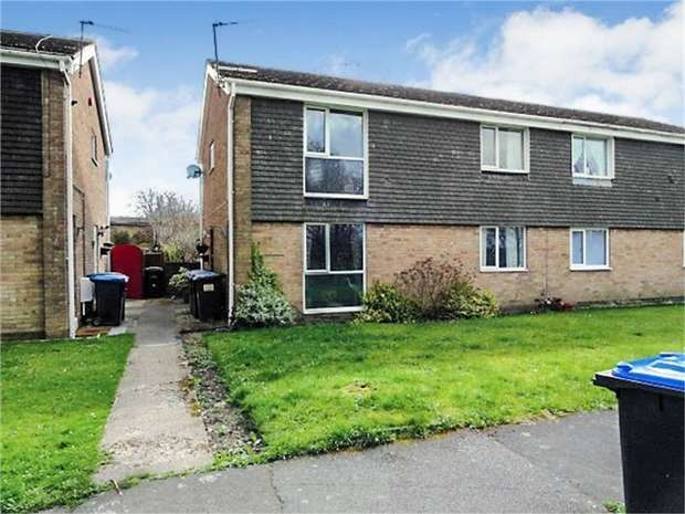 2 Bedrooms Flat for sale in Lincoln Walk, Great Lumley, Chester le Street, Durham
