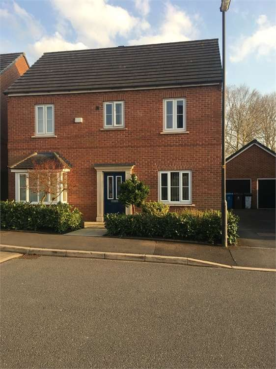 4 Bedrooms Detached House for sale in Windmill Close, Royton, Oldham, Lancashire