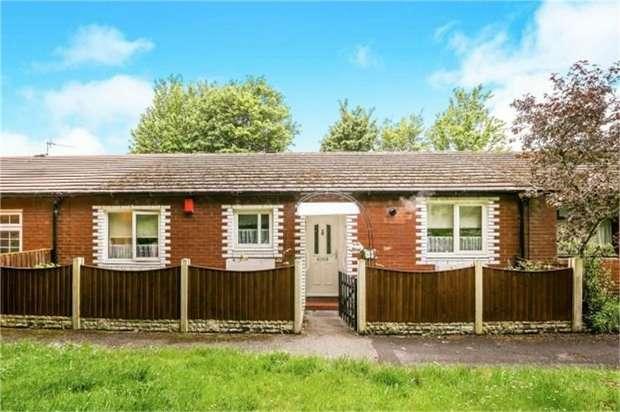 3 Bedrooms Terraced Bungalow for sale in Woodridge, Windmill Hill, Runcorn, Cheshire