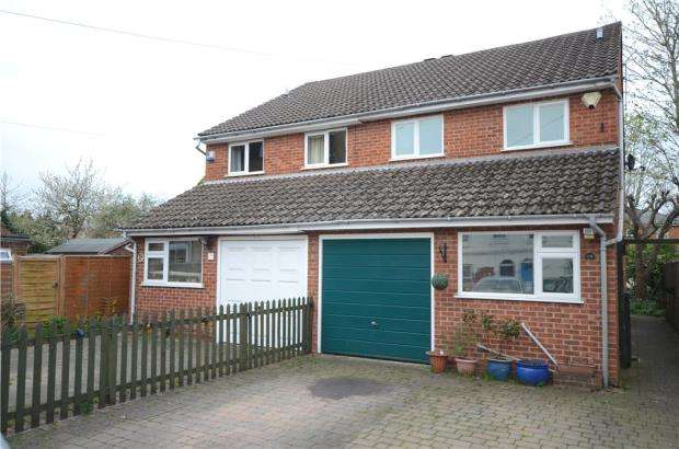 4 Bedrooms Semi Detached House for sale in Brunswick Street, Reading, Berkshire