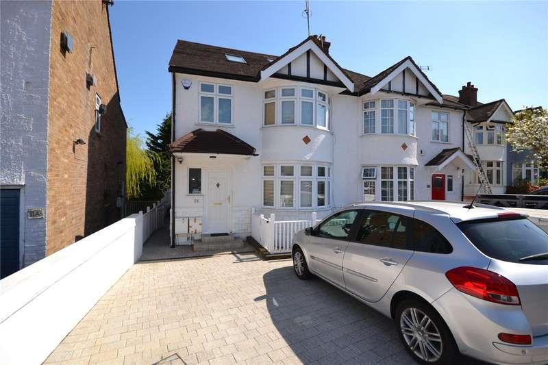 5 Bedrooms Semi Detached House for sale in Netherlands Road, New Barnet, Barnet, EN5