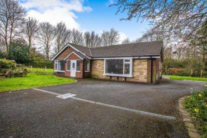 4 Bedrooms Bungalow for sale in Nursery Close, Leyland, .