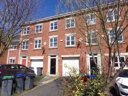 3 Bedrooms Terraced House for sale in Swift Close, Blackpool, Lancashire, FY3