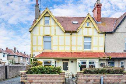 4 Bedrooms Semi Detached House for sale in Trinity Avenue, Llandudno, Conwy, North Wales, LL30