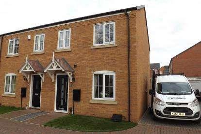 3 Bedrooms Semi Detached House for sale in Lowbrook Way, Birmingham, West Midlands