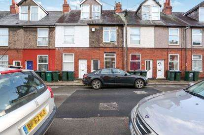 3 Bedrooms Terraced House for sale in Enfield Road, Coventry, West Midlands