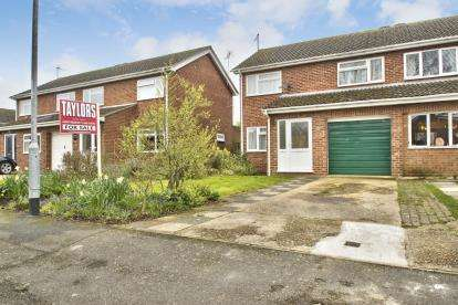 3 Bedrooms Semi Detached House for sale in School Road, Earith, Huntingdon, Cambridgeshire