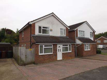 4 Bedrooms Detached House for sale in Romney Road, Banbury, Oxfordshire