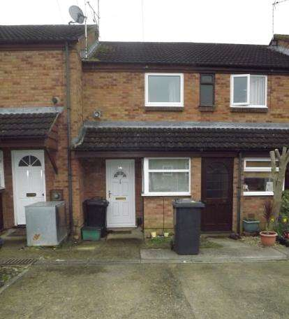 1 Bedroom Flat for sale in Squirrel Close, Quedgeley, Gloucester, Gloucestershire