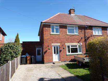3 Bedrooms Semi Detached House for sale in Radmore Road, Hinckley, Leicestershire
