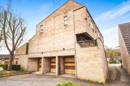2 Bedrooms Maisonette Flat for sale in Chalvedon, Basildon, Essex