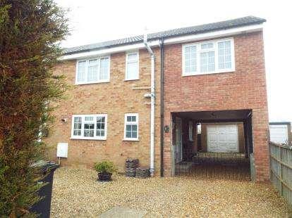 4 Bedrooms Semi Detached House for sale in Heacham, Kings Lynn, Norfolk
