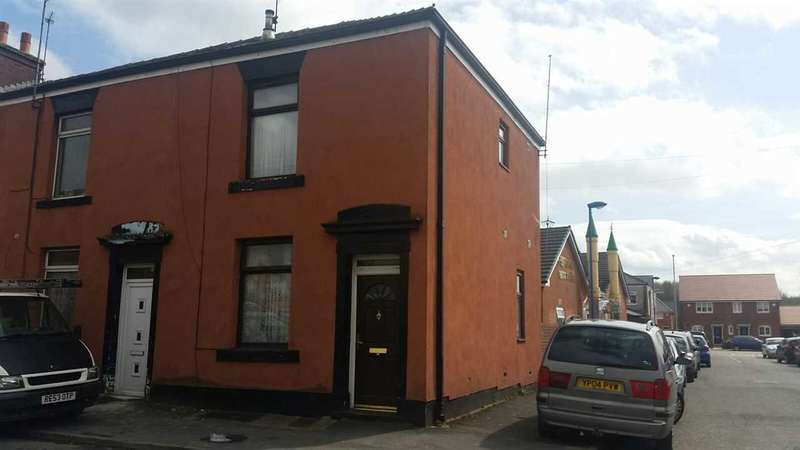3 Bedrooms Terraced House for sale in Ramsay Street, Rochdale