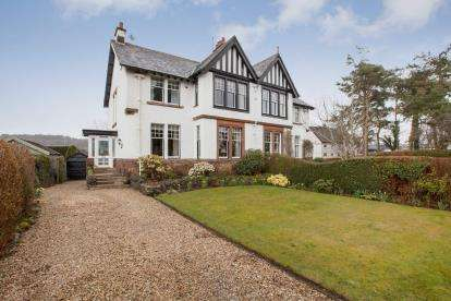 4 Bedrooms Semi Detached House for sale in Knockbuckle Road, Kilmacolm