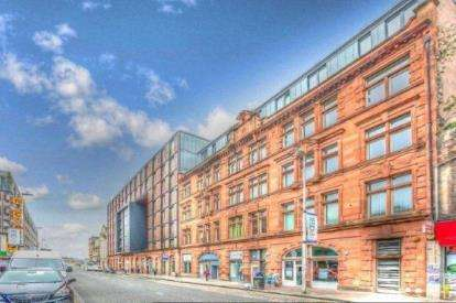 1 Bedroom Flat for sale in Oswald Street, City Centre