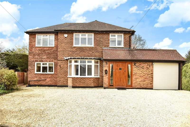 4 Bedrooms Detached House for sale in Tunmers End, Chalfont St. Peter, Gerrards Cross, Buckinghamshire, SL9