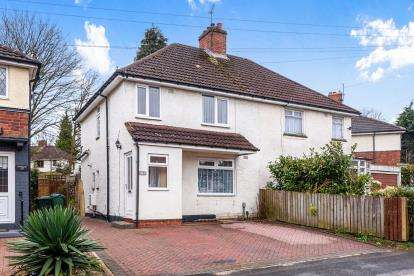 3 Bedrooms Semi Detached House for sale in Farm Road, Smethwick, Birmingham, West Midlands