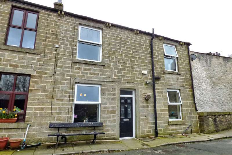 3 Bedrooms End Of Terrace House for sale in Mark Street, Bacup, Lancashire, OL13