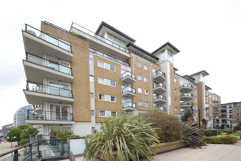 2 Bedrooms Apartment Flat for sale in Compass House, Smugglers Way, Wandsworth, SW18