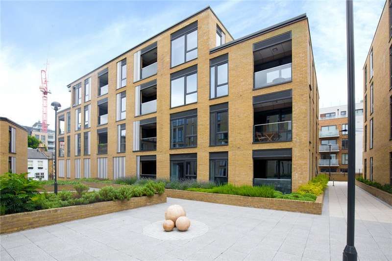 2 Bedrooms Apartment Flat for sale in Stockbridge House, 23 Eltringham Street, Wandsworth, London, SW18