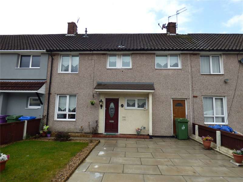 3 Bedrooms Terraced House for sale in Blackwater Road, Liverpool, Merseyside, L11