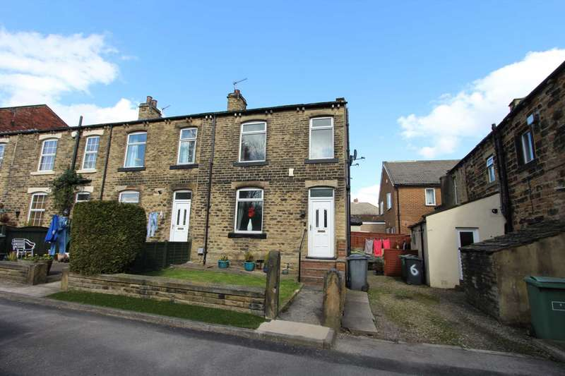 1 Bedroom End Of Terrace House for sale in Grove Terrace, Birkenshaw