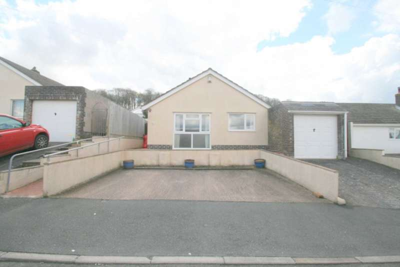 3 Bedrooms Detached Bungalow for sale in Gilwell Avenue, Plymstock