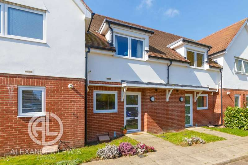 2 Bedrooms Terraced House for sale in Old Westbury, Letchworth Garden City SG6 3NB