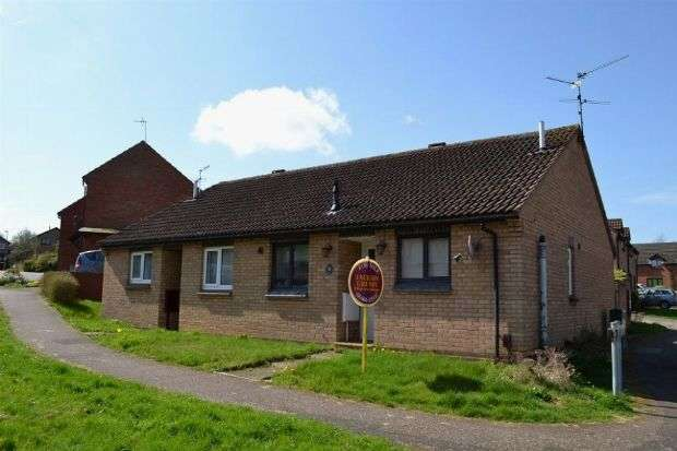 2 Bedrooms Semi Detached Bungalow for sale in Hammerstone Lane, Danefield, Northampton NN4 8US