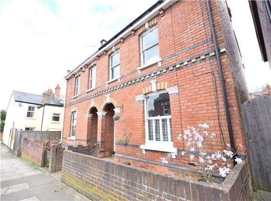 3 Bedrooms Semi Detached House for sale in Winstonian Road, CHELTENHAM, Gloucestershire, GL52 2JD