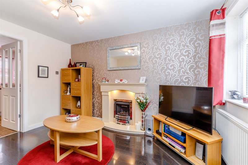 2 Bedrooms End Of Terrace House for sale in Freemans Way, Wetherby, LS22 6YW