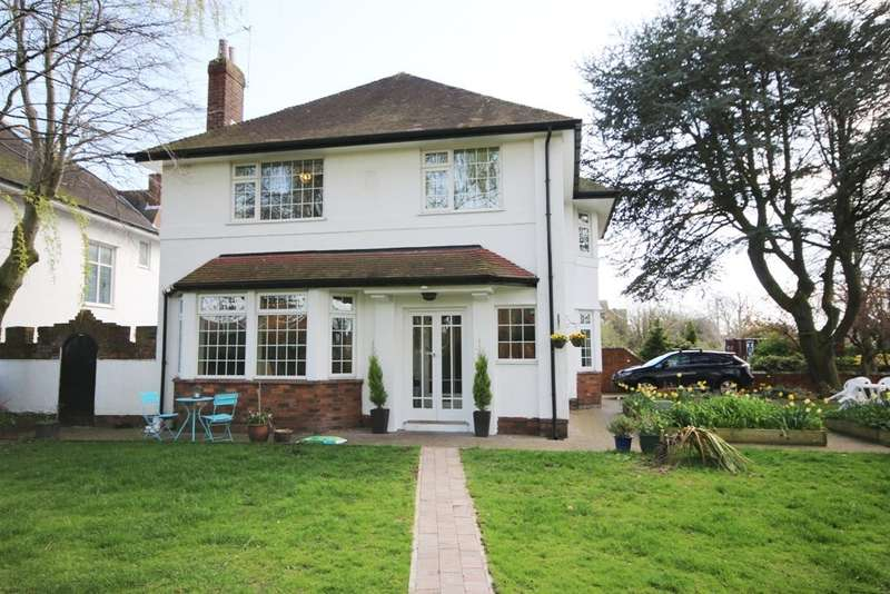 4 Bedrooms Detached House for sale in Park Avenue, Southport