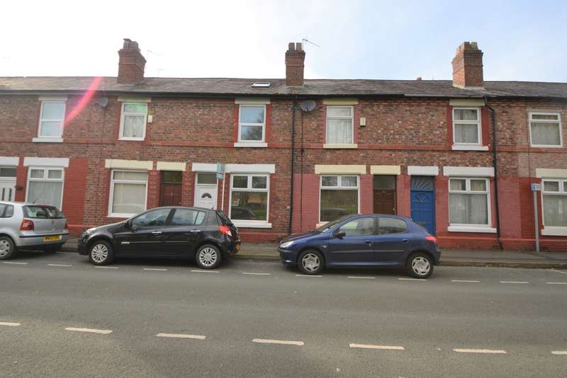 3 Bedrooms Terraced House for rent in Chorley Street, , Warrington, WA2